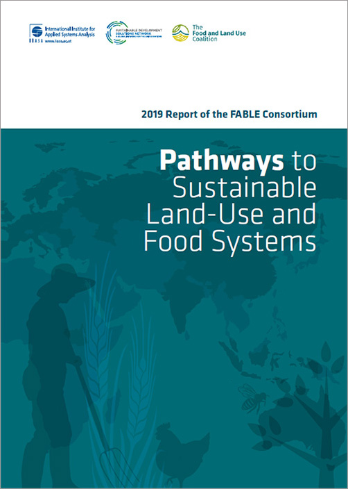 2019 Report of the FABLE Consortium: Pathways to Sustainable Land-Use and Food Systems