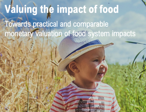 Valuing the Impact of Food: New FoodSIVI report launches