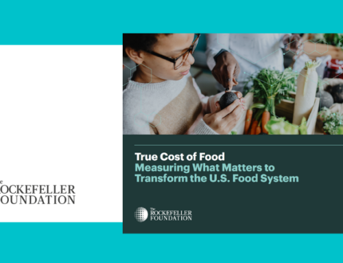 FoodSIVI contributes to major true cost analysis of US food system